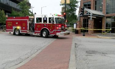 Tenth Street Fire Incident
