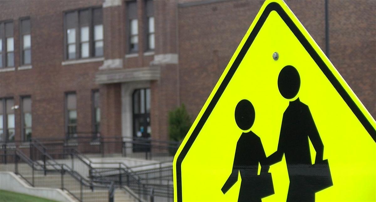 East Elementary School in Jefferson City