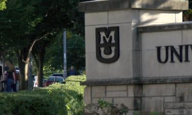 Downtown Columbia near MU's Campus