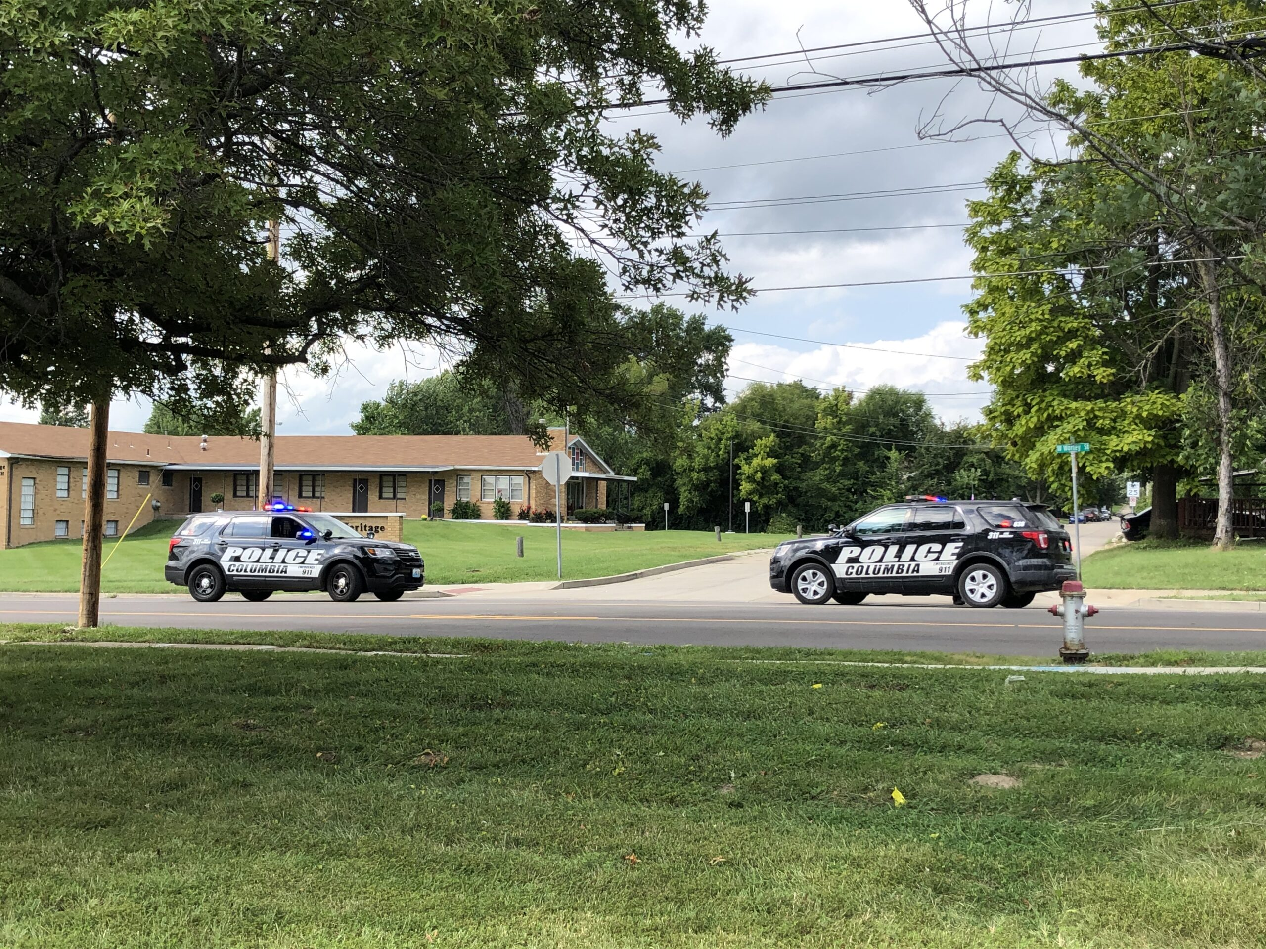 Columbia police investigate shots fired