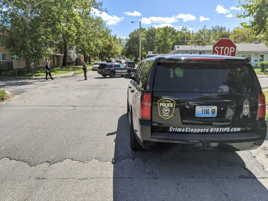 Columbia police investigation pendleton lasalle