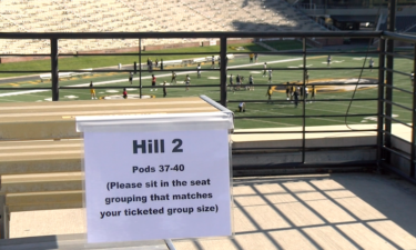 Mizzou staffing for football game is back on track