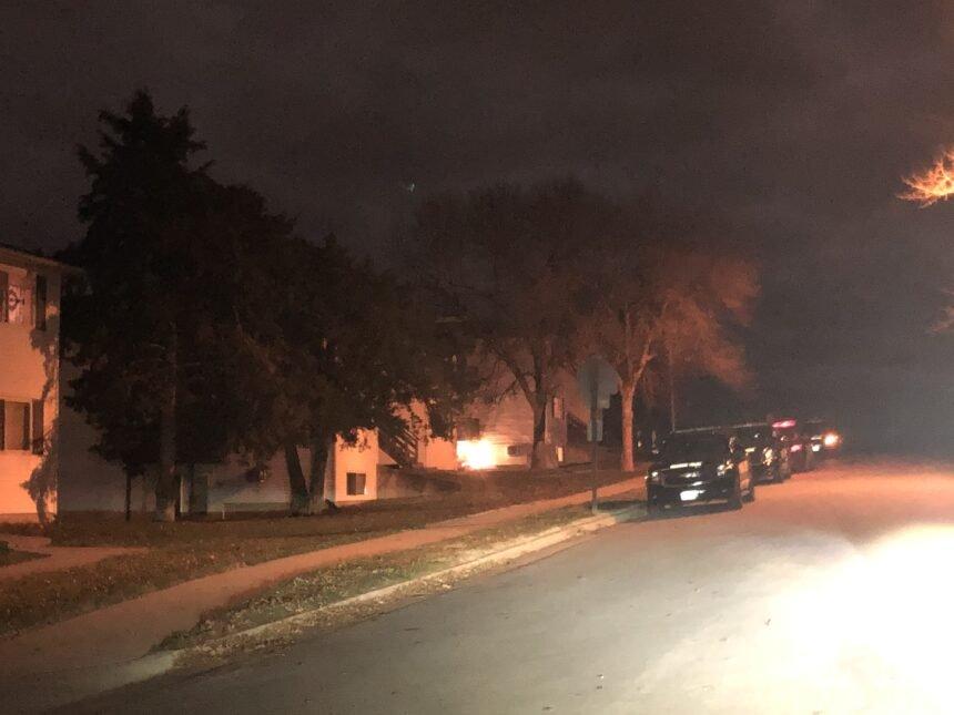 Leeway Drive shot fired 11-29