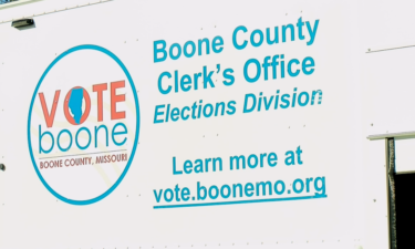 Boone County Clerk's Office drive-thru event