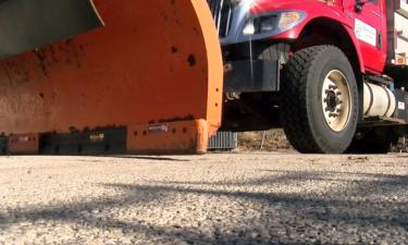 Jefferson City Public Works Plow