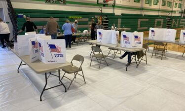 Blair Oaks polling place