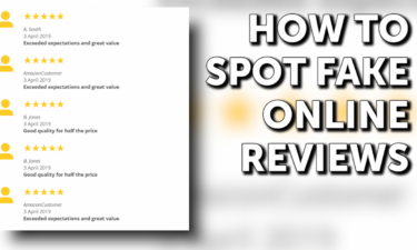 ABC 17 News investigates how to spot fake online reviews.