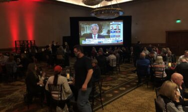 Gov. Mike Parson watch party