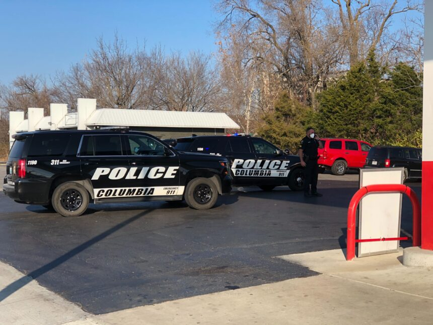 Columbia Police Arrest One After Shots Fired At Flat