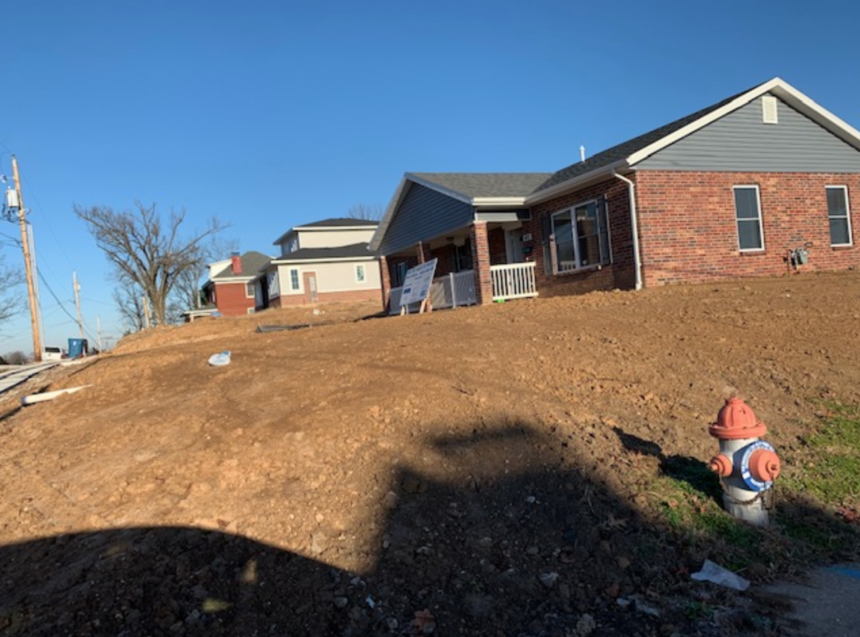 Home on Ashley Street in Jefferson City built for tornado victims