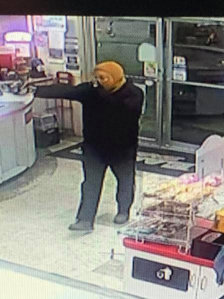 Clerk has minor injuries after armed robbery at Iberia convenience store Thursday morning.