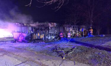 New Haven Rd. Trailer Fire 1-10-21