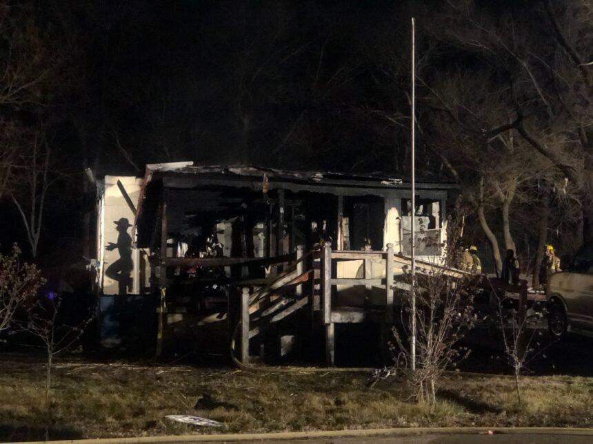 Fatal house fire in Iberia Jan. 21, 2021