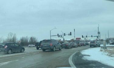 Jefferson City traffic