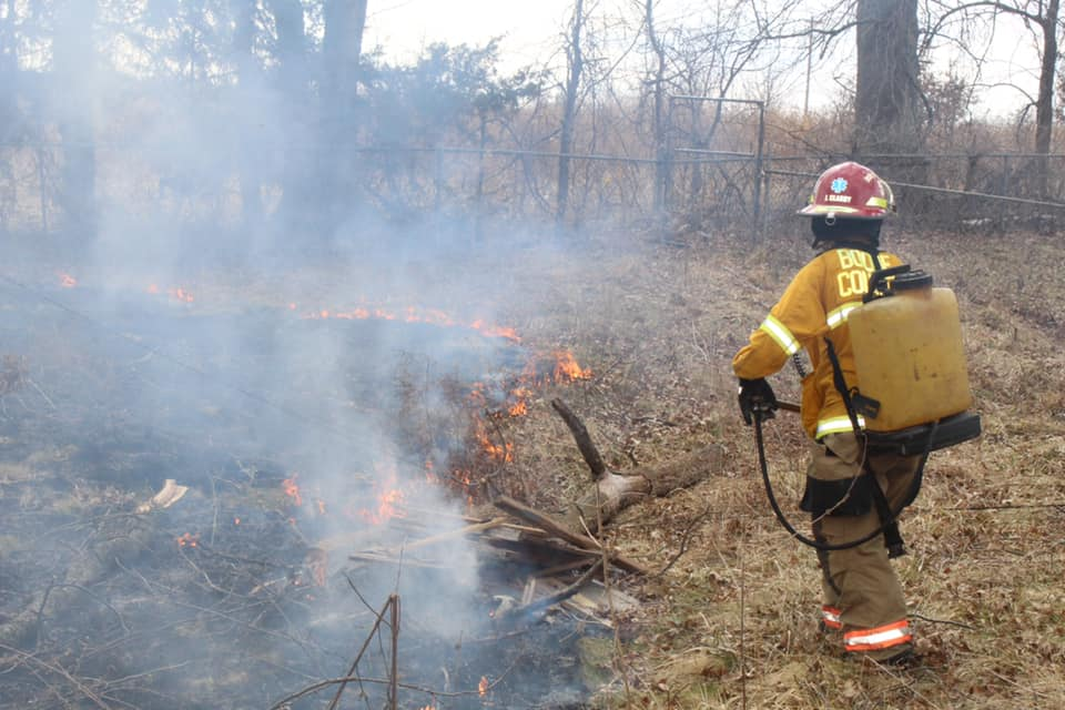 Firefighters respond to 11 fires on 03-06-21