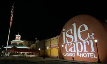 Cooper County coronavirus vaccinations begin at Boonville Isle of Capri Casino Hotel.