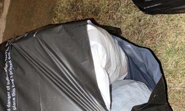 Columbia trash bag issues