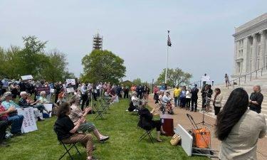 Missouri Medicaid expansion rally