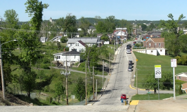 A look at Jackson Street two years after the tornado