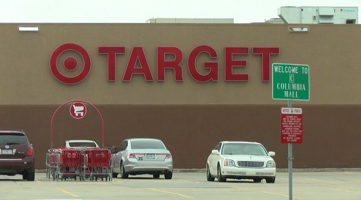Target at the Columbia Mall.