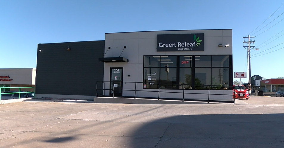 The owner of Green Releaf dispensary is suing the city of Columbia over development rules.