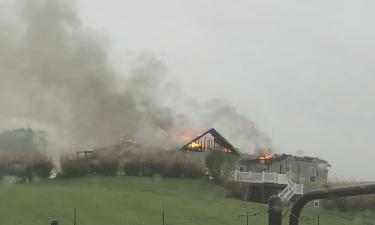 Lost Cabin Road Fire