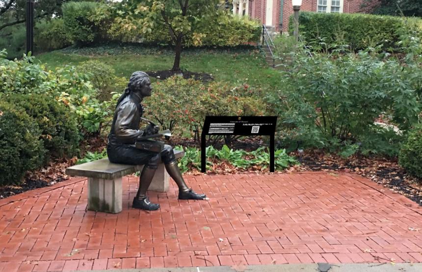 Thomas Jefferson Contextualization Sign Proposal