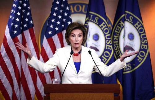 Speaker of the House Nancy Pelosi announced that she will create a committee to investigate the January 6 attack on the Capitol.