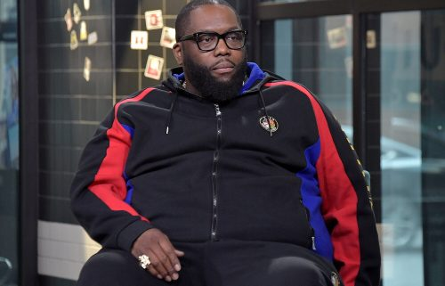 Rapper Killer Mike (seen here) and Greenwood co-founder Ryan Glover raised $40 million in funding from investors.