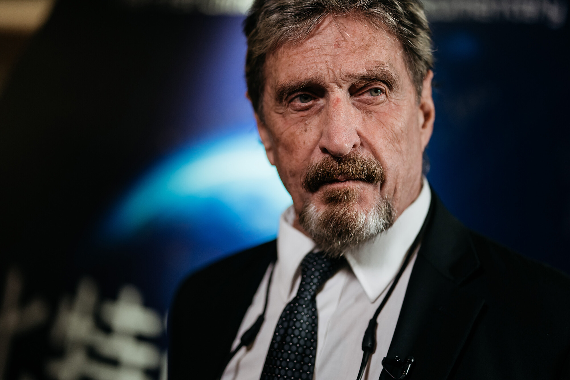 <i>Anthony Kwan/Bloomberg/Getty Images</i><br/>John McAfee