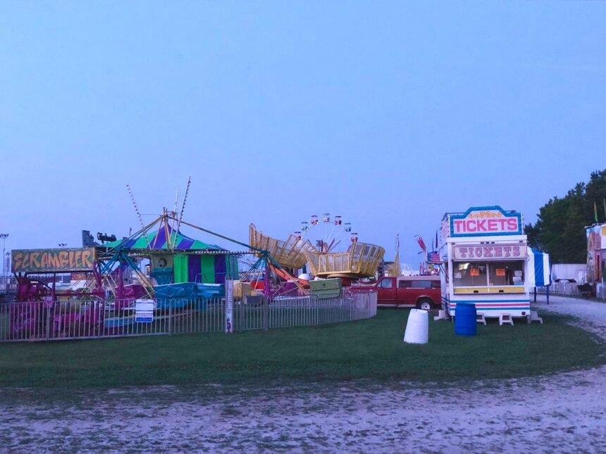 Jefferson City Jaycees Fair on July 26,2021