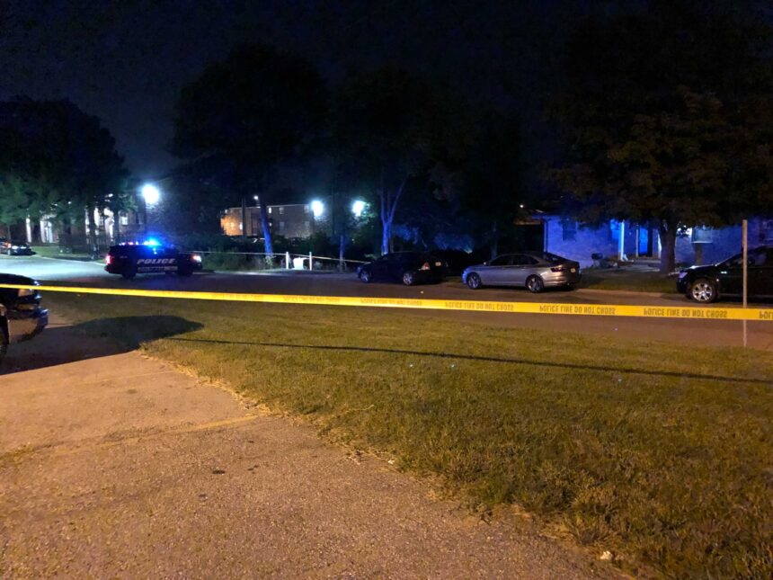 Columbia Police Investigating Clark Ln. and Towne Dr. in Columbia on the morning of July 31, 2021