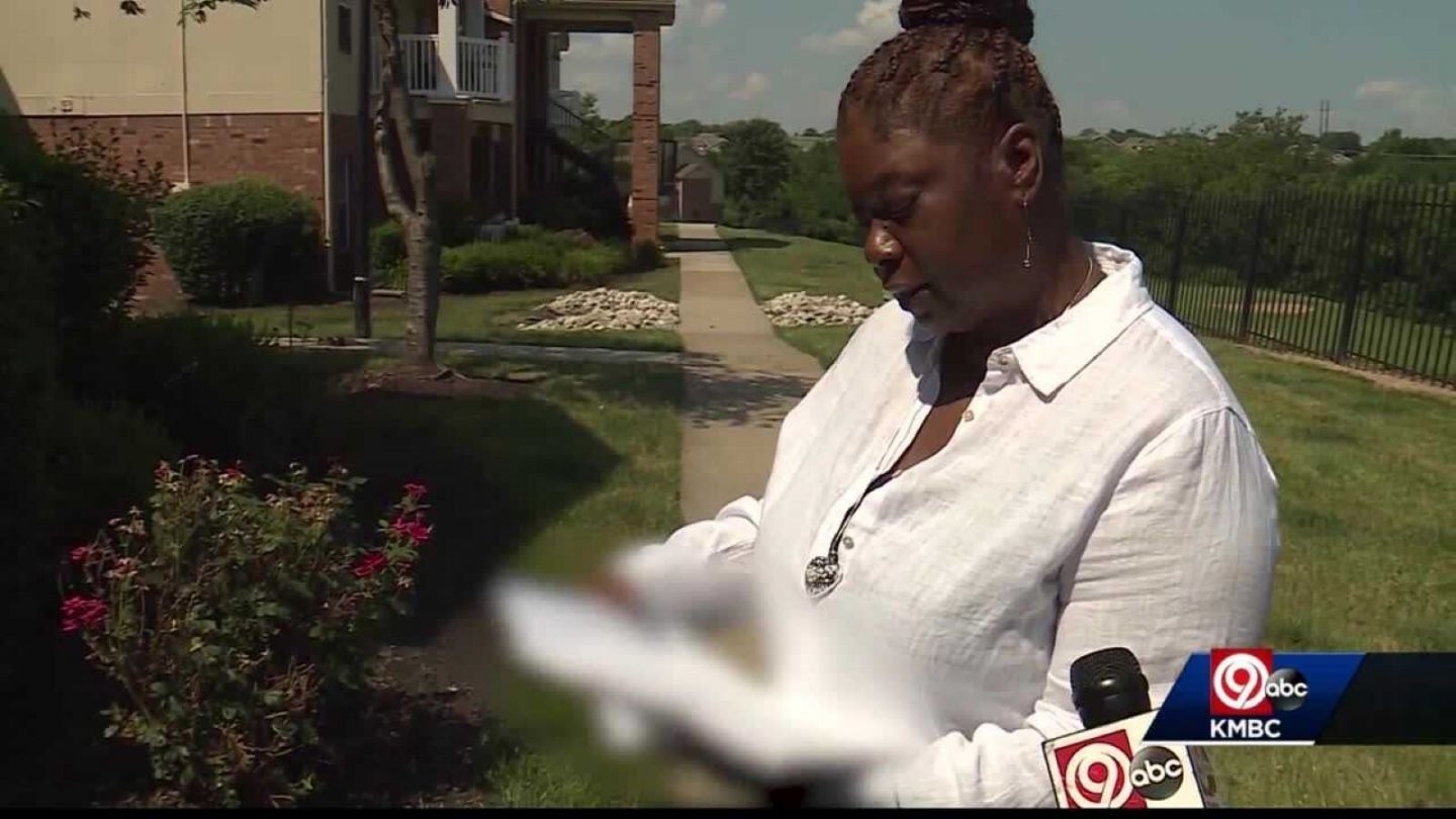 <i>KMBC</i><br/>Rarla Ridgnal applied to a federal stimulus program administered through a Kansas state agency to help pay her rent