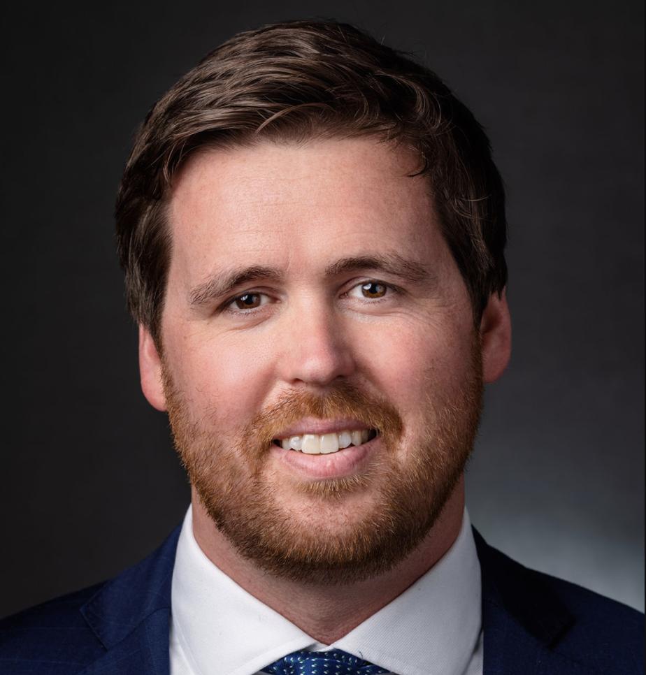 Republican Missouri Treasurer Scott Fitzpatrick