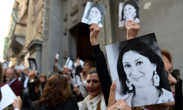 """Malta's government must bear responsibility for creating an """"atmosphere of impunity"""" that contributed to the murder of journalist Daphne Caruana Galizia"""