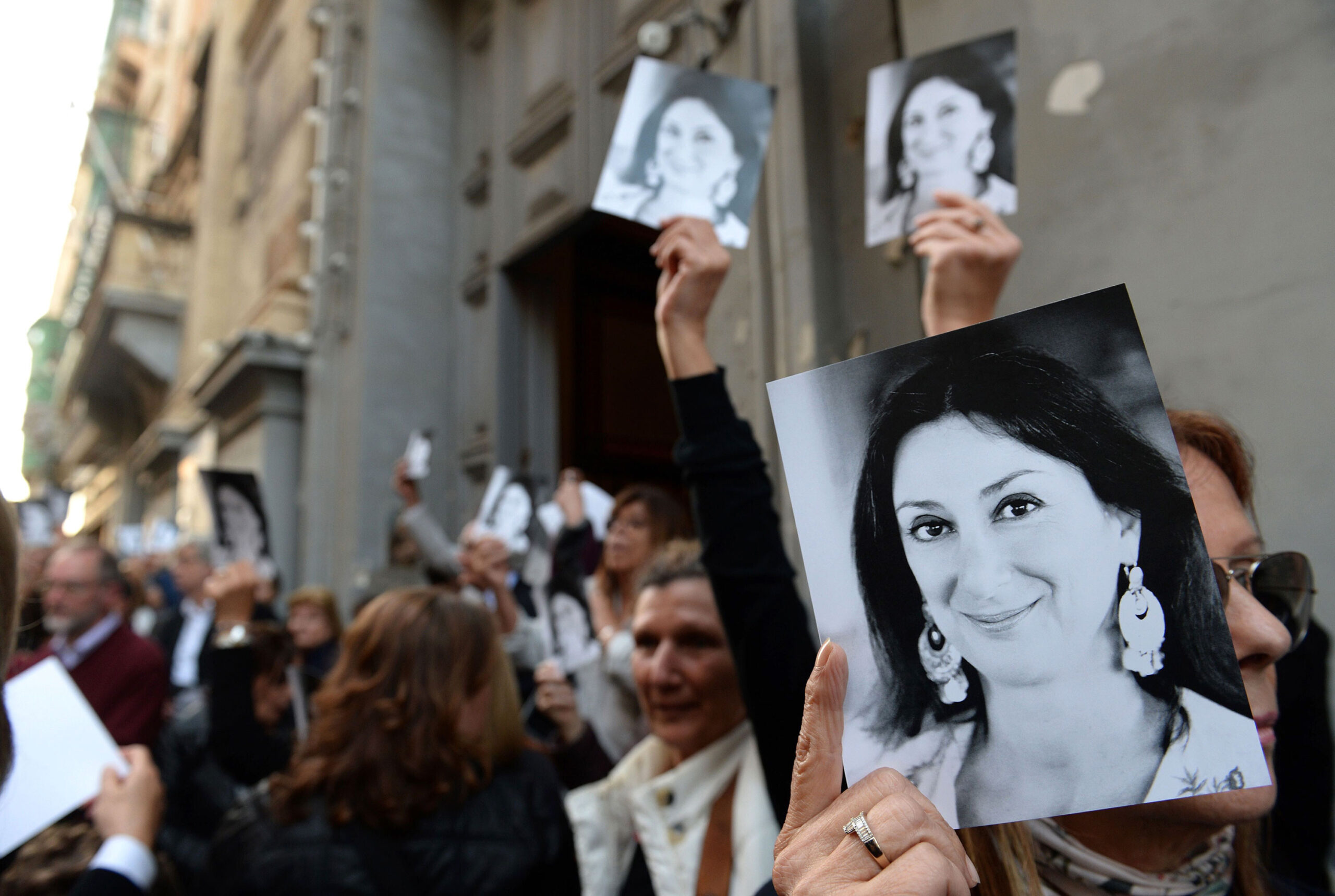 <i>Matthew Mirabelli/AFP/Getty Images</i><br/>Malta's government must bear responsibility for creating an