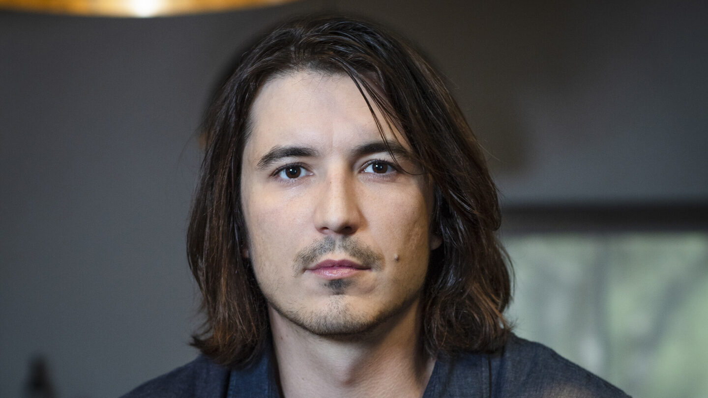 <i>Kimberly White/Getty Images for Robinhood</i><br/>Regulators are investigating the fact that Robinhood CEO Vlad Tenev is not licensed by FINRA