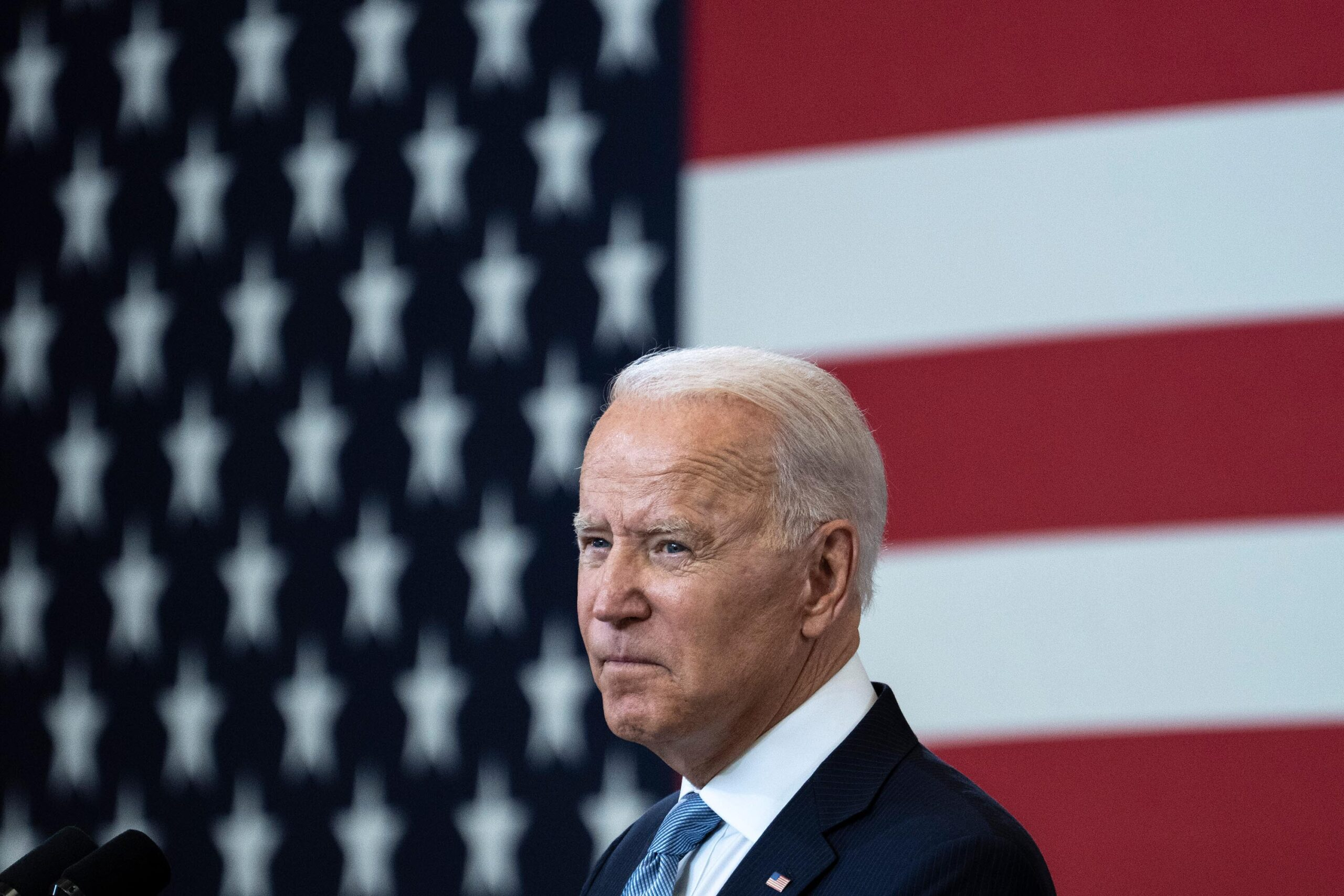 <i>Drew Angerer/Getty Images</i><br/>President Joe Biden on July 29 is set to announce a number of new steps his administration will take to try to get more Americans vaccinated and slow the spread of coronavirus