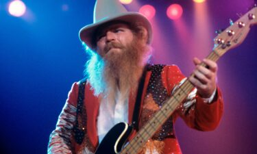 Dusty Hill of ZZ Top has died at age 72.