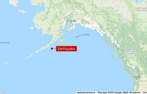 Parts of Alaska are under tsunami advisories after an 8.2 magnitude earthquake struck off the state's coast