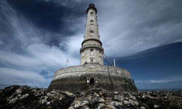The Cordouan lighthouse in Le Verdon-sur-Mer