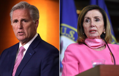 Tensions are at an all-time high between Nancy Pelosi and Kevin McCarthy
