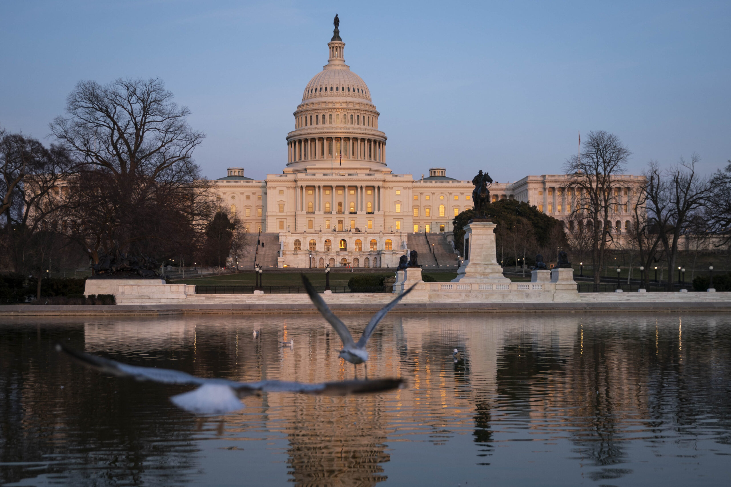<i>Sarah Silbiger/Getty Images</i><br/>The US House is reinstating its mask mandate as the Delta variant emerges as the dominant strain of Covid across the country.