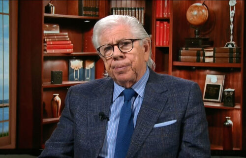 """Veteran journalist and author Carl Bernstein called former President Donald Trump a """"war criminal"""" on CNN's """"Reliable Sources""""."""