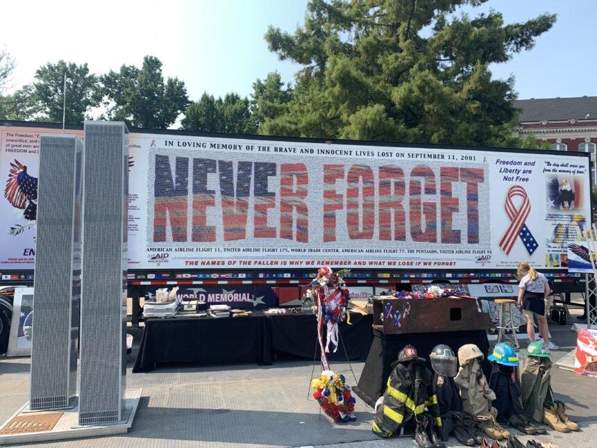 9/11 Dedication in Jefferson City