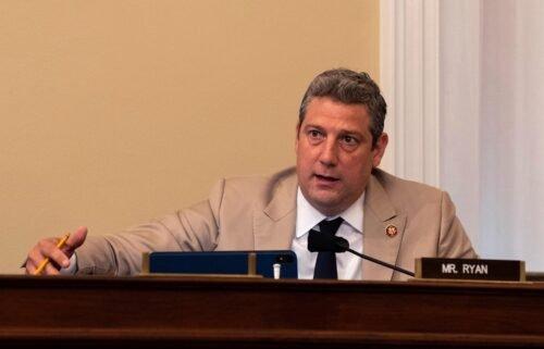Democratic Rep. Tim Ryan of Ohio