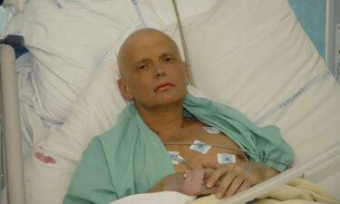 Russia was responsible for killing Alexander Litvinenko