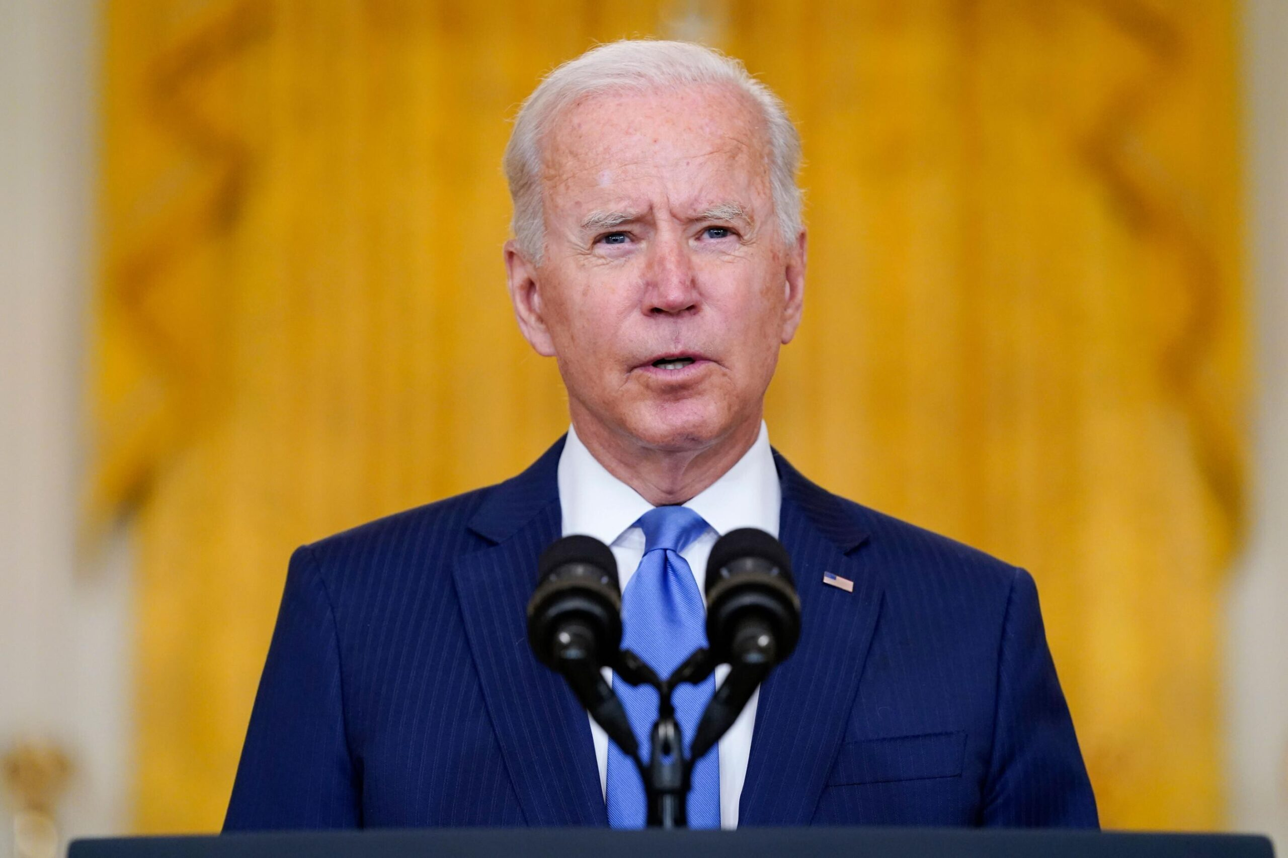 <i>Evan Vucci/AP</i><br/>The Biden administration is planning to raise the refugee cap for fiscal year 2022 to 125