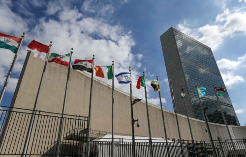 A view of the UN headquarters ahead of the 71st session of the United General Assembly.