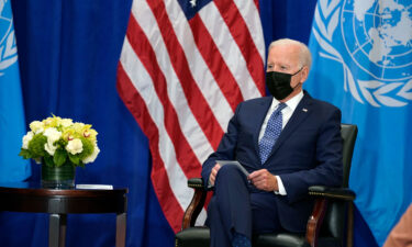 Tensions between European leaders and the White House over a scuppered submarine deal threatened to overshadow President Joe Biden's address to the United Nations General Assembly on Sept. 21